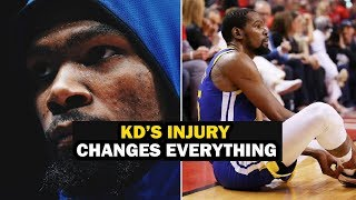 What You Don't Know About Kevin Durant's Achilles Injury