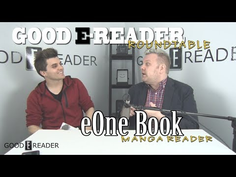 Good e-Reader Roundtable - eOne Book Dual-Screen Manga Reader