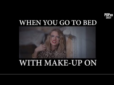 When You Go To Bed With Make-Up On - POPxo