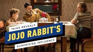Taika Waititi Reveals Jojo Rabbit's Surprising Influence