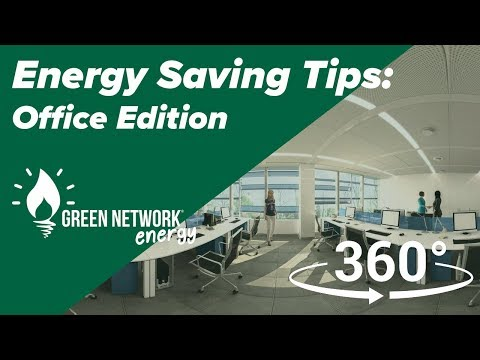 Energy Saving Tips - Office 360°