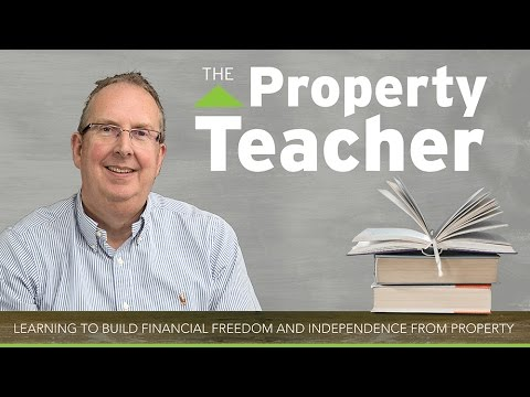 The Property Teacher - Finding the right property to pull my money back out?