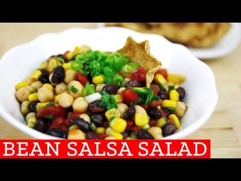 Bean Salad Recipe - Mind Over Munch Thirty Second Thursdays