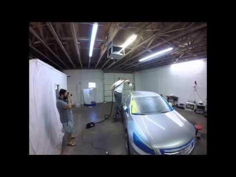 Honda Accord High Gloss White Plasti Dip