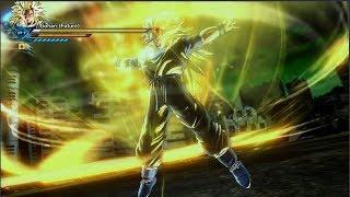 Dragon Ball XENOVERSE 2 SECRET MISSION SSJ3 Bardock & Future Gohan