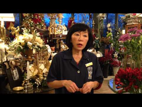 Choosing an artificial tree: Decorate early