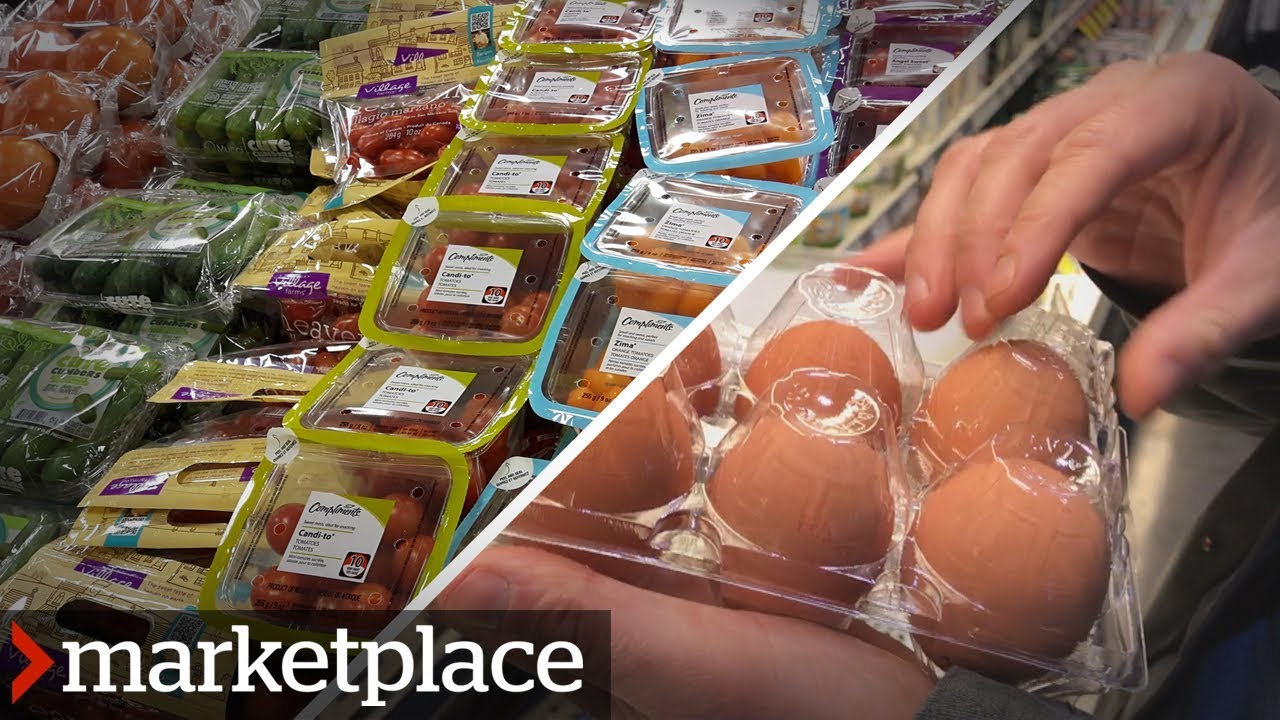 Why buying plastic-free groceries is so hard (Marketplace)