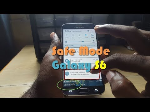 Galaxy S6 Safe Mode: Enter and Exit