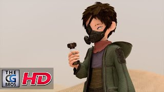 """CGI 3D Animated Short: """"Capsule""""  - by Katie Jin"""