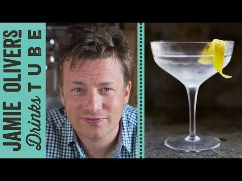 Vodka Martini Cocktail - Four Ways | Jamie Oliver