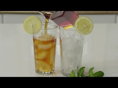 How to Make Iced Tea with Zero Calories