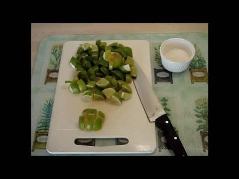 Lovely Lime Pickle