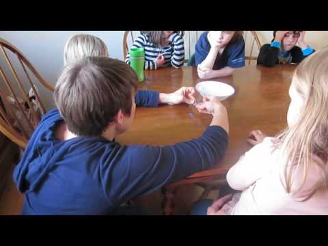 Home School Science Club- water- Day 222-| ActOutGames