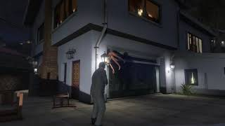 DON'T GO TO THIS SCARY HOUSE IN GTA 5! (Haunted Place)