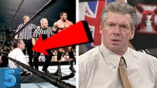 5 WWE Wrestlers Who Suffered Embarrassing Injuries