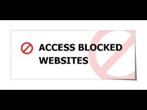 Get Full access of block and banned websites [free]