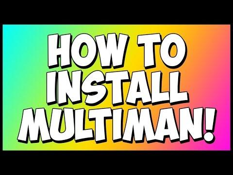 [How To] Install multiMAN On CFW 4.75 [PS3] | fяiggiσмσdz™