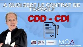 a quoi sert un contrat de travail Olivier d'Ardalhon de Miramon Videos a quoi sert un contrat de travail