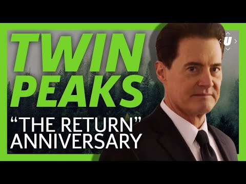 Twin Peaks The Return: 1 Year Later