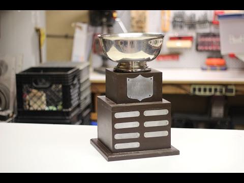Cool Fantasy Football Trophy Build