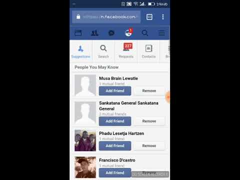 how to get more than 1000 friends on Facebook super fast Real 100percent