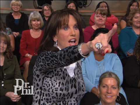 Robin McGraw Sets a