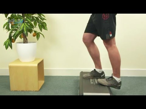 Exercise for Calf Pain - Best Stretch for your Calf Muscles