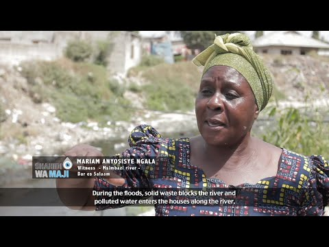 Fair Water Futures Tanzania - Taking action on water pollution