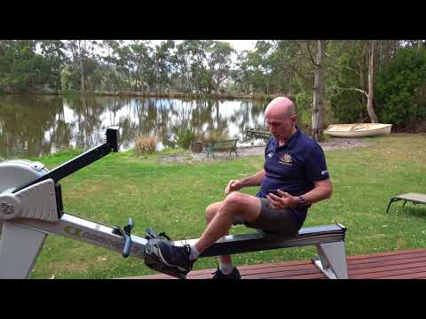 Tips for Masters Rowing on the Ergo