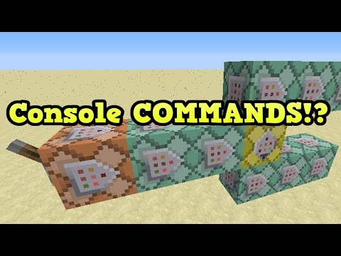 Minecraft Xbox One / PS4 - Command Blocks, 1.12, Barriers