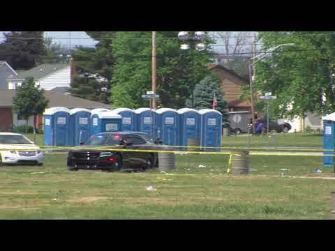 Body found in tent at parking lot outside the Indianapolis Motor Speedway