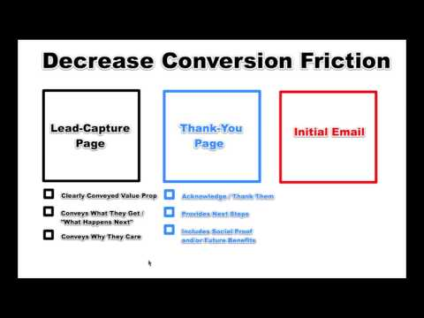 3 Powerful Methods to Decrease Conversion Friction and Make More Sales Online