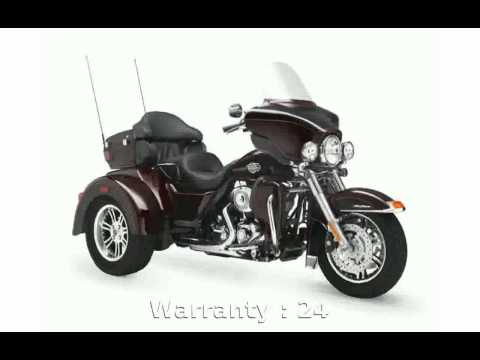 2011 Harley-Davidson Trike Tri Glide Ultra Classic - Specs and Specification