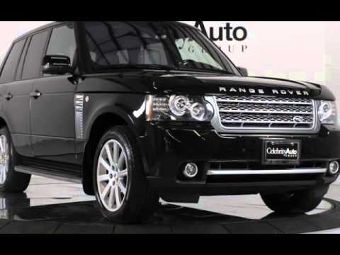 2011 Land Rover Range Rover Supercharged for sale in Sarasota, FL