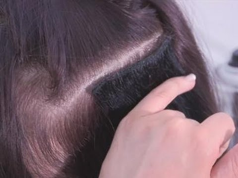 How To Remove Hair Extension Glue