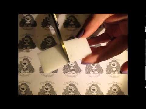 Pueen Vinyl Nail Stencil Set