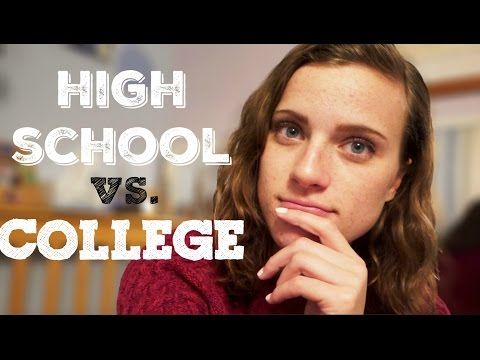 The Difference Between My College Friends & High School Friends