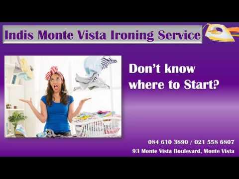 Indis ironing service