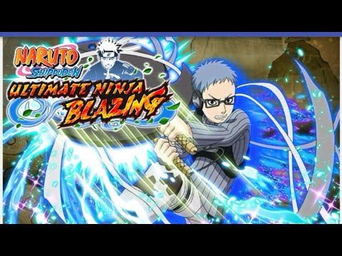 MY FIRST 6 STAR !!!?! How to Get lucky on Luck drop rate!!? /Naruto Storm Blazing