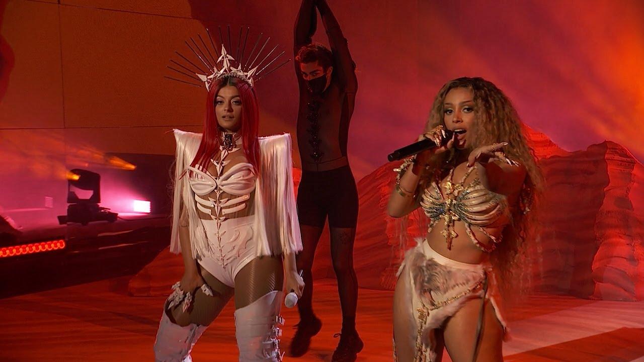 Bebe Rexha - Baby, I'm Jealous (feat. Doja Cat) [Live at the American Music Awards 2020]