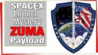 SpaceX Secret Zuma Launch - SpaceX landing of first stage booster night time