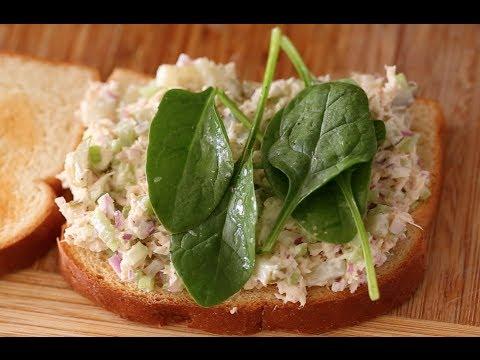 Tuna Salad Sandwich | Byron Talbott