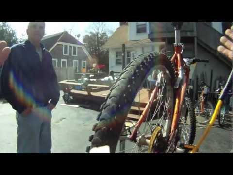 Bike Repair - How To De-Gunk A Stuck Freehub