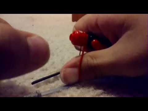 How to make a lego deadpool