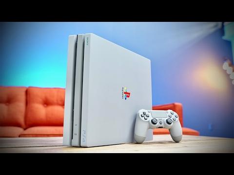 PS4 Pro Ultimate Retro Special Edition!