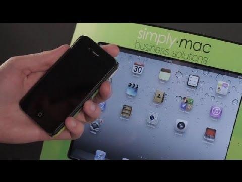 How to Share WiFi on iPads & iPods : iPad Tips