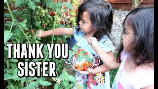 SISTER TO THE RESCUE! -  ItsJudysLife Vlogs
