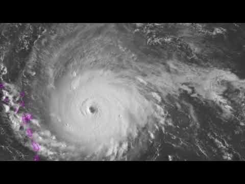 Hurricane Irma category 5