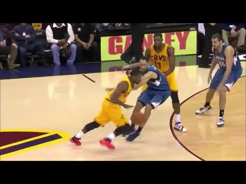NBA Crossovers/Ankle Breakers of 2015/2016 ᴴᴰ