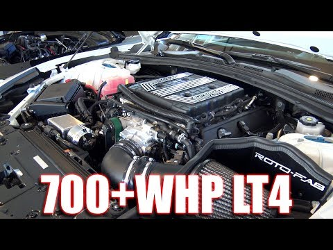 Car Vlog - Thermostat Swap and Fuel Tank Repair in the ZL1 1LE
